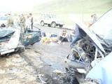 Двое человек погибли в результате крупного ДТП в Ольхонском районе