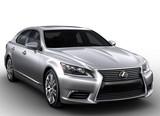 В Америке представлен новый флагман Lexus