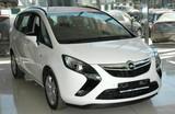 Новый минивэн Opel Zafira Tourer уже доступен в Иркутске