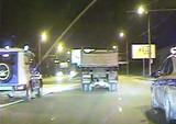 Пьяный водитель КамАЗа устроил ночные гонки по улицам Иркутска