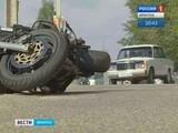 Подростки на скутере пострадали в ДТП в Иркутске
