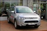 Новый Mitsubishi Outlander объявился на «днях открытых дверей» в Иркутске