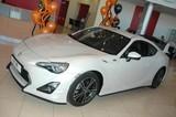 Toyota удивила Иркутск новым спорткаром GT86