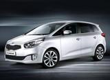 Kia рассекретила новое поколение минивэна Carens