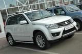 Обновленный Suzuki Grand Vitara вышел на иркутский рынок