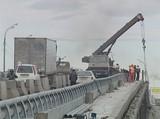 Ремонт на Иркутном мосту закончат до 15 октября