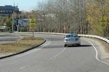 Два «лежачих полицейских» появилось у одного из самых аварийных перекрестков Иркутска
