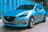 Первые изображения новой Mazda3 просочились в Интернет