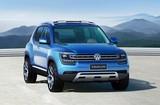 Volkswagen готовит конкурента компактному кроссоверу Nissan Juke