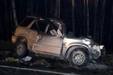 6 человек погибли в Слюдянском районе в результате столкновения Honda CR-V и грузовика
