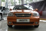 Chevrolet Lacetti снят с производства в России