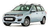 Lada Kalina второго поколения появится в продаже в мае