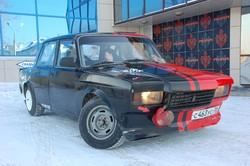 ВАЗ-2107 с двигателем от Nissan Silvia
