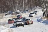В Иркутске прошел первый этап Чемпионата России по автокроссу