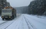 Снег и гололед осложнят дорожную обстановку на дорогах Приангарья с 15 по 17 марта