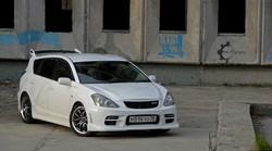 Toyota Caldina «Supercharged»
