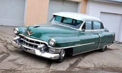 Cadillac Fleetwood (серия 62) «Крокодильчик»