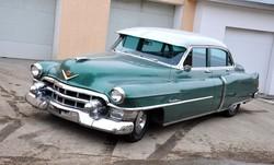 Cadillac Fleetwood 1953 года выпуска