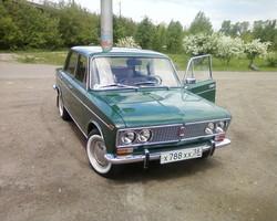 ВАЗ 2103 «Izumrudochka»