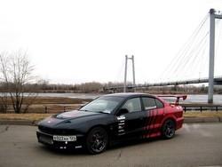 Mitsubishi Galant X Ralli Art «Gal»