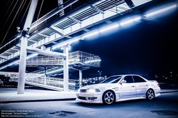 Toyota Mark II «CrazyMFLove»