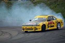 Nissan Silvia S13 «Желтый»