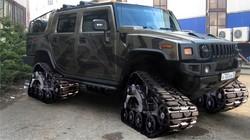 Hummer 2 Pickup «Хомяк полезный»