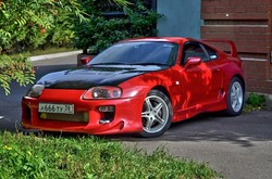 Toyota Supra «Red Devil»