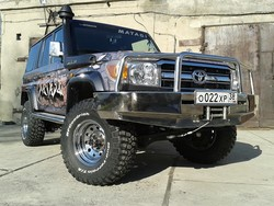 Toyota Land Cruiser 76 ««MATAGI»