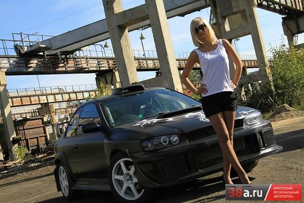 Subaru Impreza купе «Феникс»