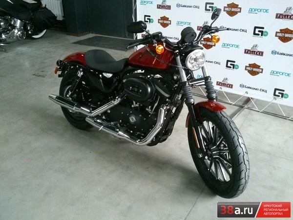 Harley-Davidson Sportster 883 «Iron»