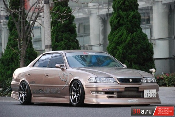 Toyota Mark II VortexMotorSport «Traum»