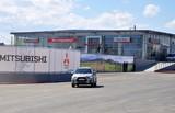В Иркутске открылся новый большой автоцентр Mitsubishi