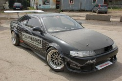 Toyota Corolla Levin «PowerTech drift project»