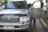 В Иркутске поймали с поличным угонщиков Toyota Land Cruiser 100
