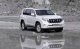 Toyota показала обновленный Land Cruiser Prado на видео