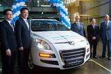 В России началось производство тайваньских автомобилей Luxgen