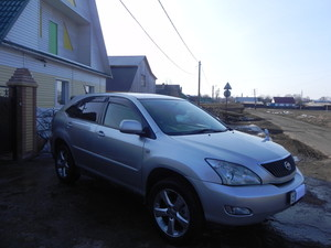 Toyota Harrier (2003)