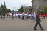 Движение транспорта ограничат в центре Иркутска 12 июня