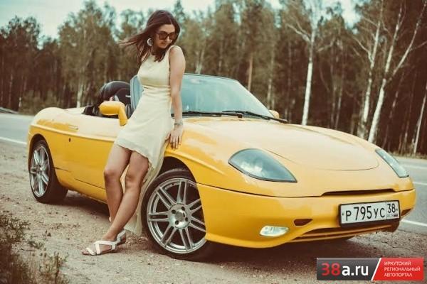 Fiat Barchetta «Барсик»
