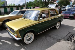 ВАЗ-21013 1982 года выпуска