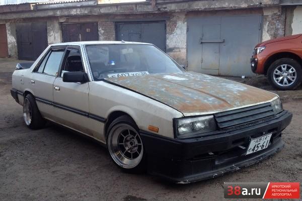 Nissan Skyline R30 «Чемодан»