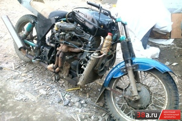 Мотоцикл «Ураха»