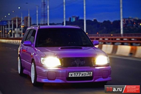 Subaru Forester STI2m SF5 «Foripreza»
