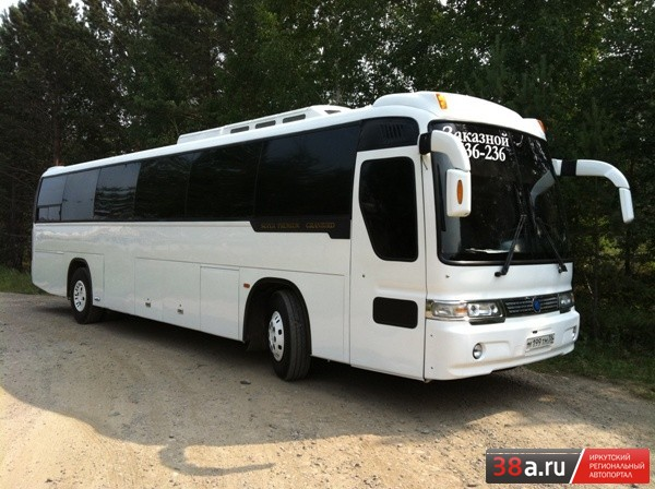 Kia Granbird «Exclusive Bus»