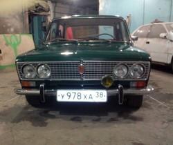 ВАЗ-2103 «Low Car»