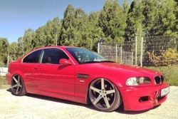 BMW 3-Series Coupe «E46 dapper»
