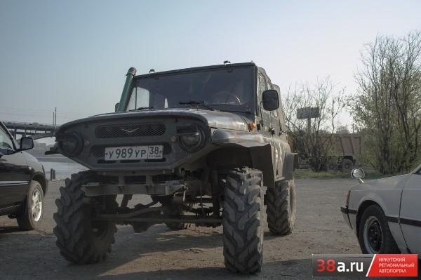 УАЗ-469Б «Голиаф»