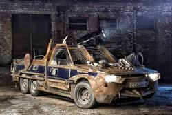 «Безумный Макс» (Toyota Carina)