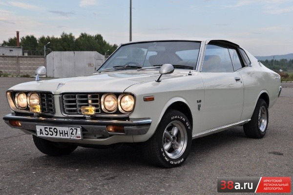 Toyota Corona Mark II 1976 года выпуска